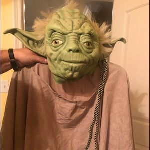 Other - Yoda costume